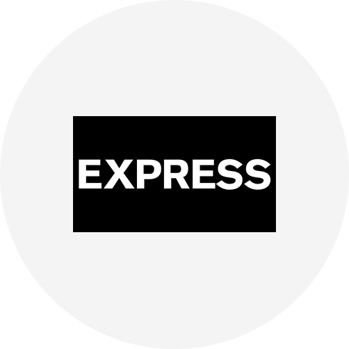Bamboo Rose customer Express logo
