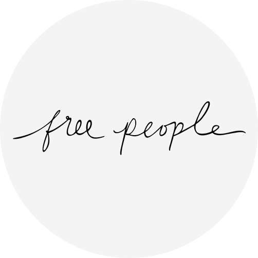 Bamboo Rose customer Free People logo