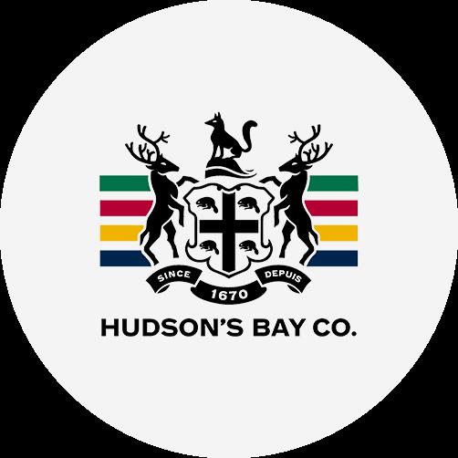 Bamboo Rose customer Hudson Bay logo