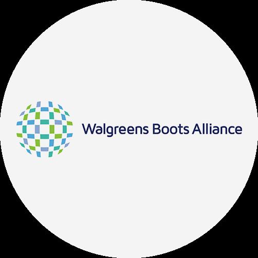 Bamboo Rose customer Walgreens logo