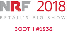NRF 2018 Retail's Big Show Booth #1938