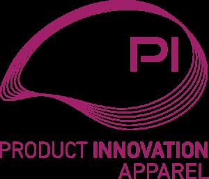 Logo for PI Apparel