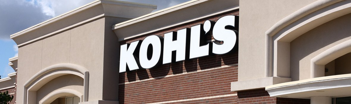 Storefront for Kohl's