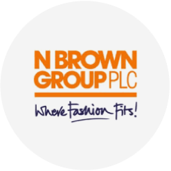 Logo for N Brown Group