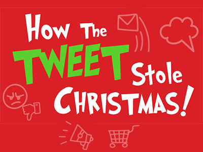 How the Tweet Stole Christmas By Dr. Sue featured image